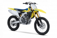 All new 2018 RM-Z450