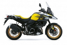 New Suzuki DL 1000XT in our shop